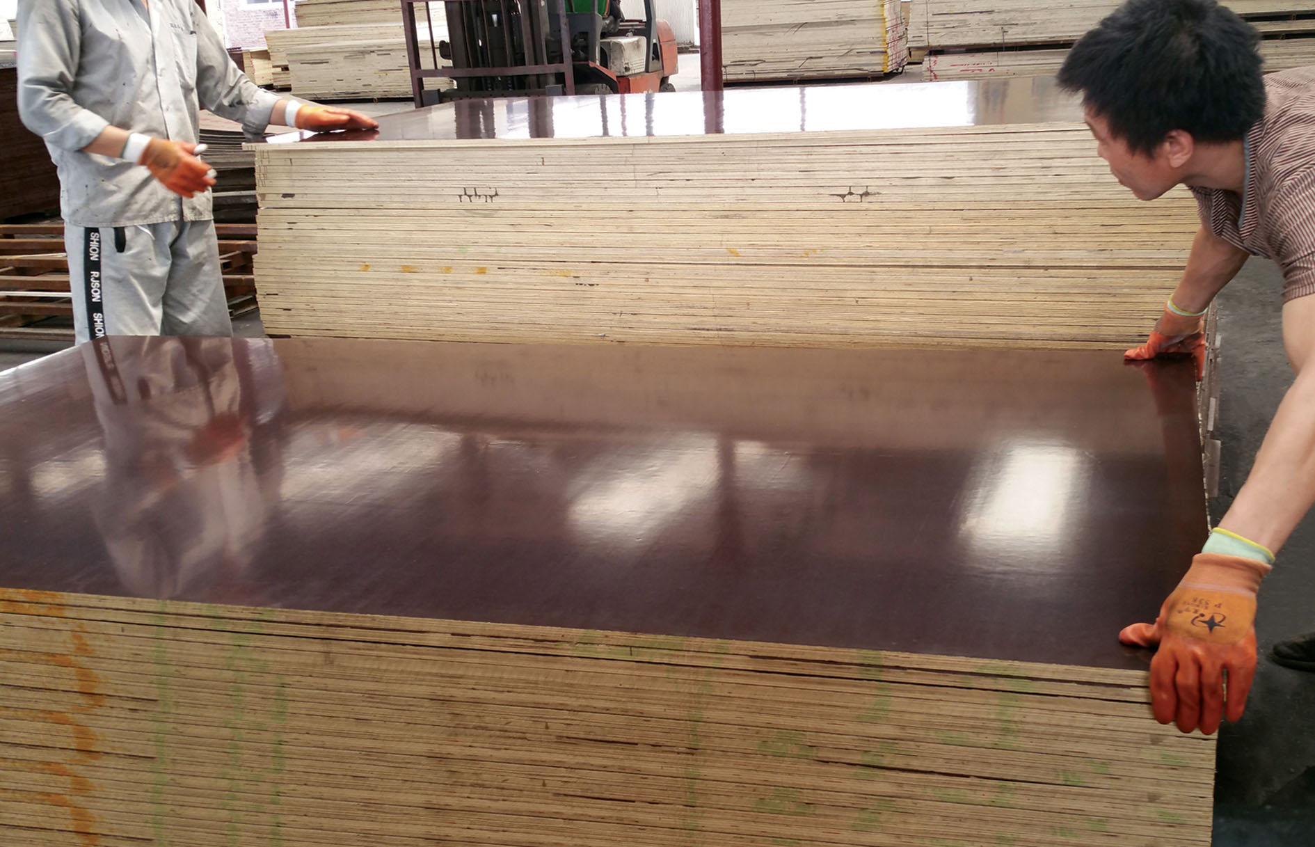 Full Birch Finland Ter Film Faced Plywood