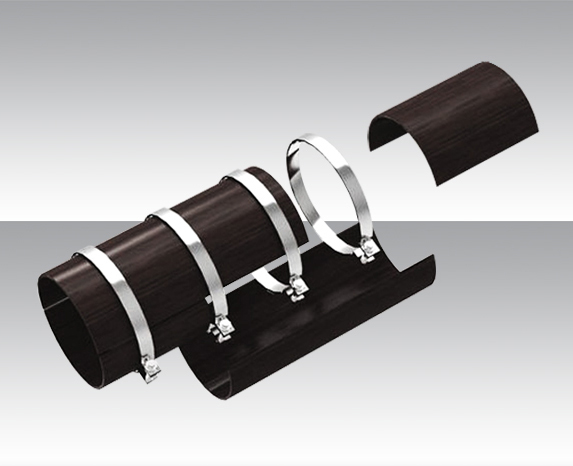 Flexible Cylindrical Film Faced Plywood